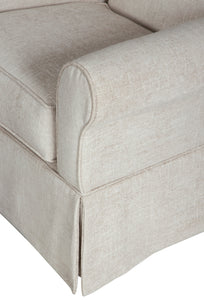Clearance -Searcy Swivel Glider Accent Chair