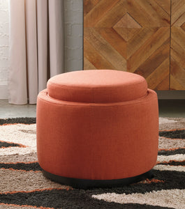 Menga Chair and Storage Ottoman -CLEARANCE