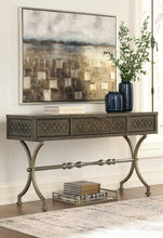 Load image into Gallery viewer, Quinnland Console Sofa Table