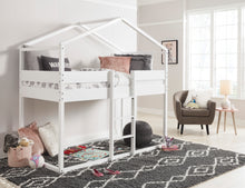 Load image into Gallery viewer, Flannibrook TT House Loft Bunk Bed