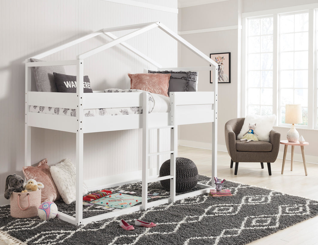 Flannibrook TT House Loft Bunk Bed