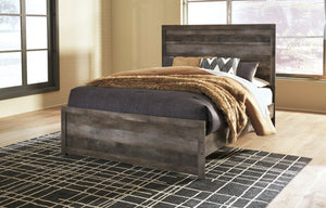 Wynnlow 3 Piece Panel Bed