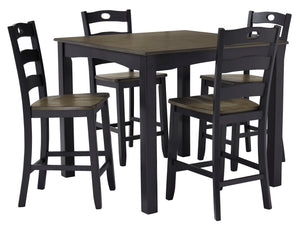 Froshburg 5 Piece Pub Set