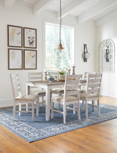 Load image into Gallery viewer, Skempton 7 Piece Dining Room