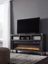 Load image into Gallery viewer, Todoe LG TV Stand With Fireplace