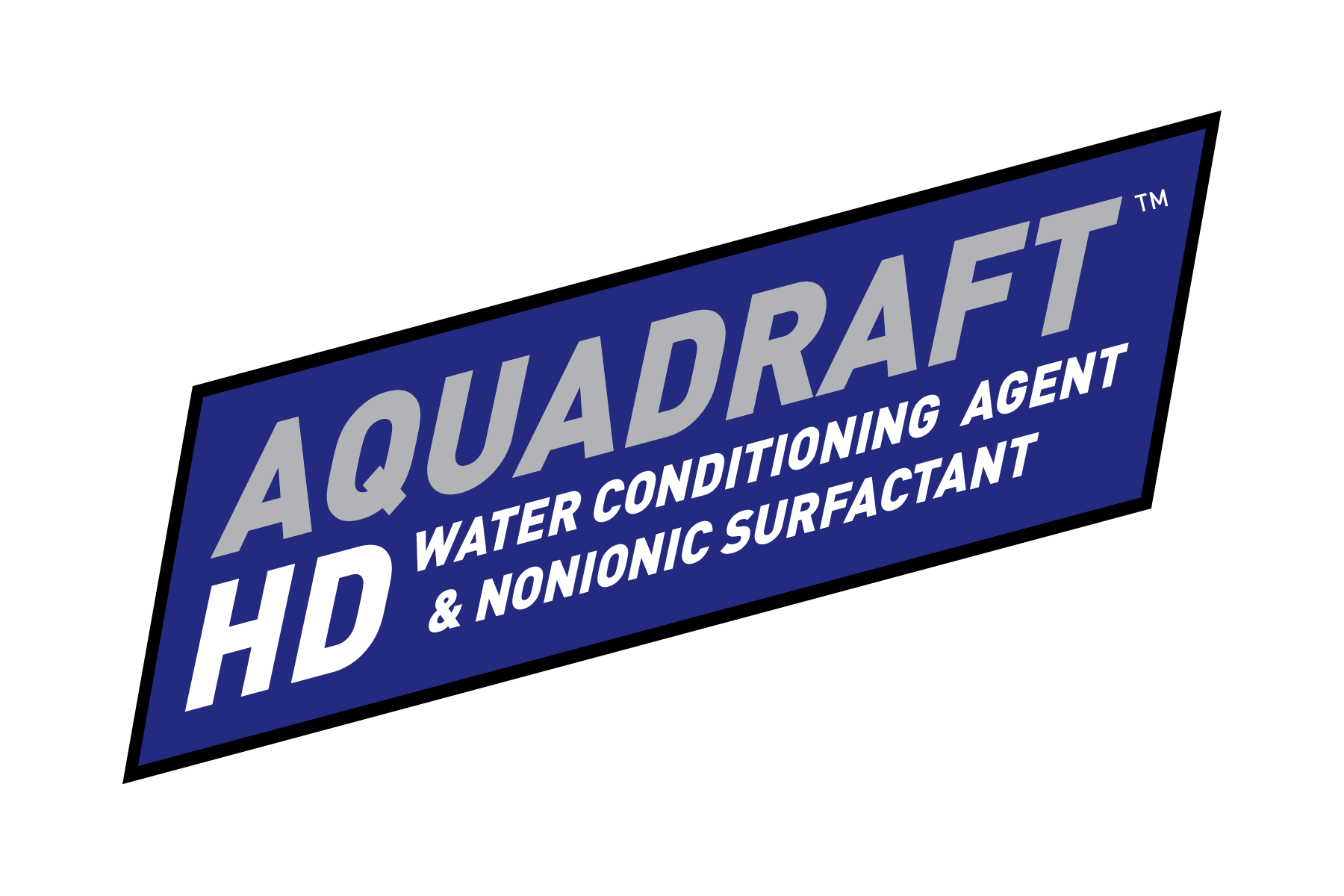 Aquadraft™ HD Water Conditioning Agent & Nonionic Surfactant