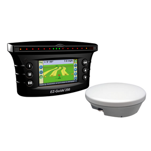EZ-Guide 250 Display Kit With Optional Upgraded AG15 Antenna