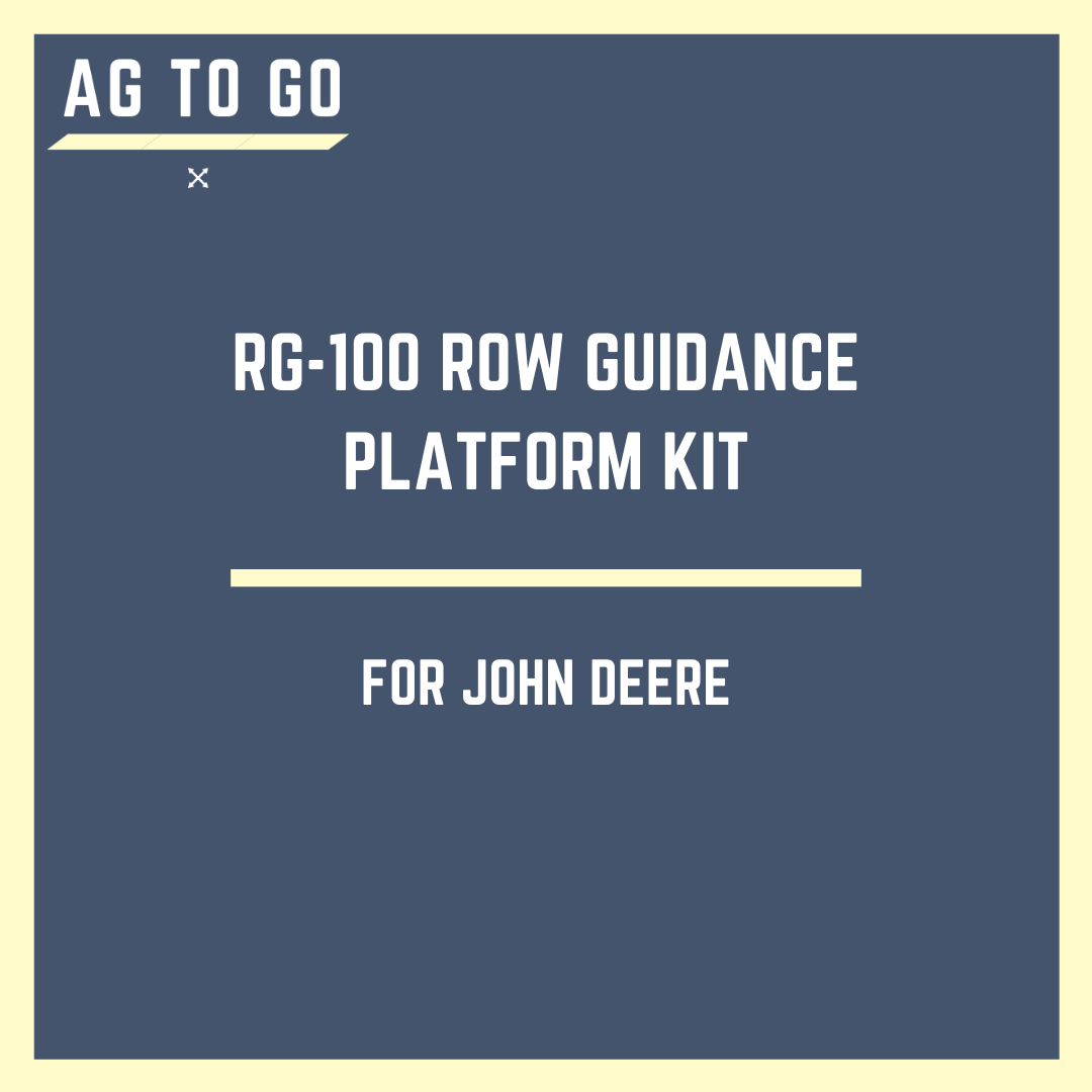 RG-100 Row Guidance Platform kit for John Deere