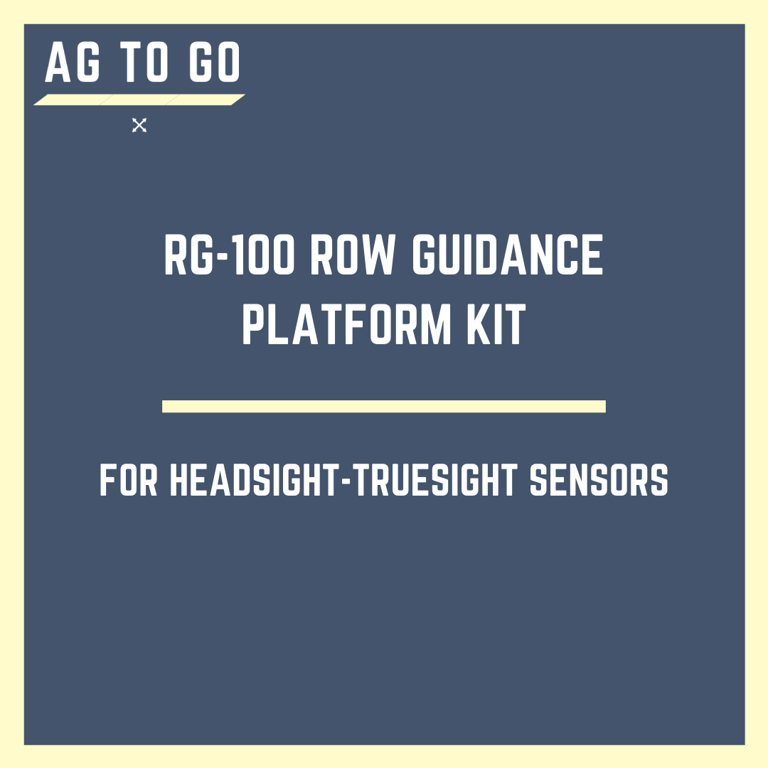 RG-100 Row Guidance Platform kit for Headsight-Truesight Sensors