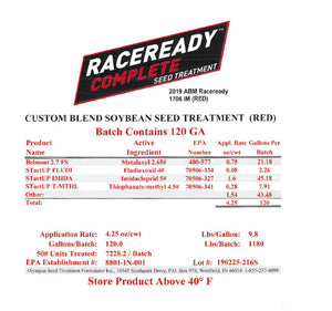Raceready™ Complete for Soybeans