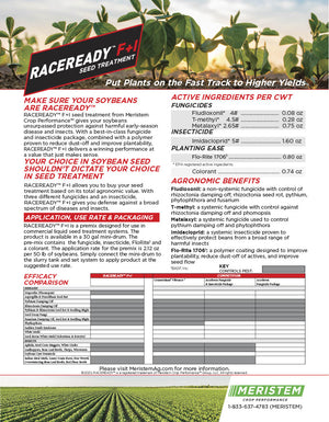 Raceready™ F+1 for Soybeans