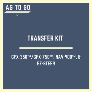 Transfer Kit for GFX-350™/GFX-750™, NAV-500/900™, & EZ-Steer™
