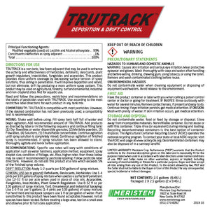 TruTrack™ Drift Reduction Agent & Deposition Aid