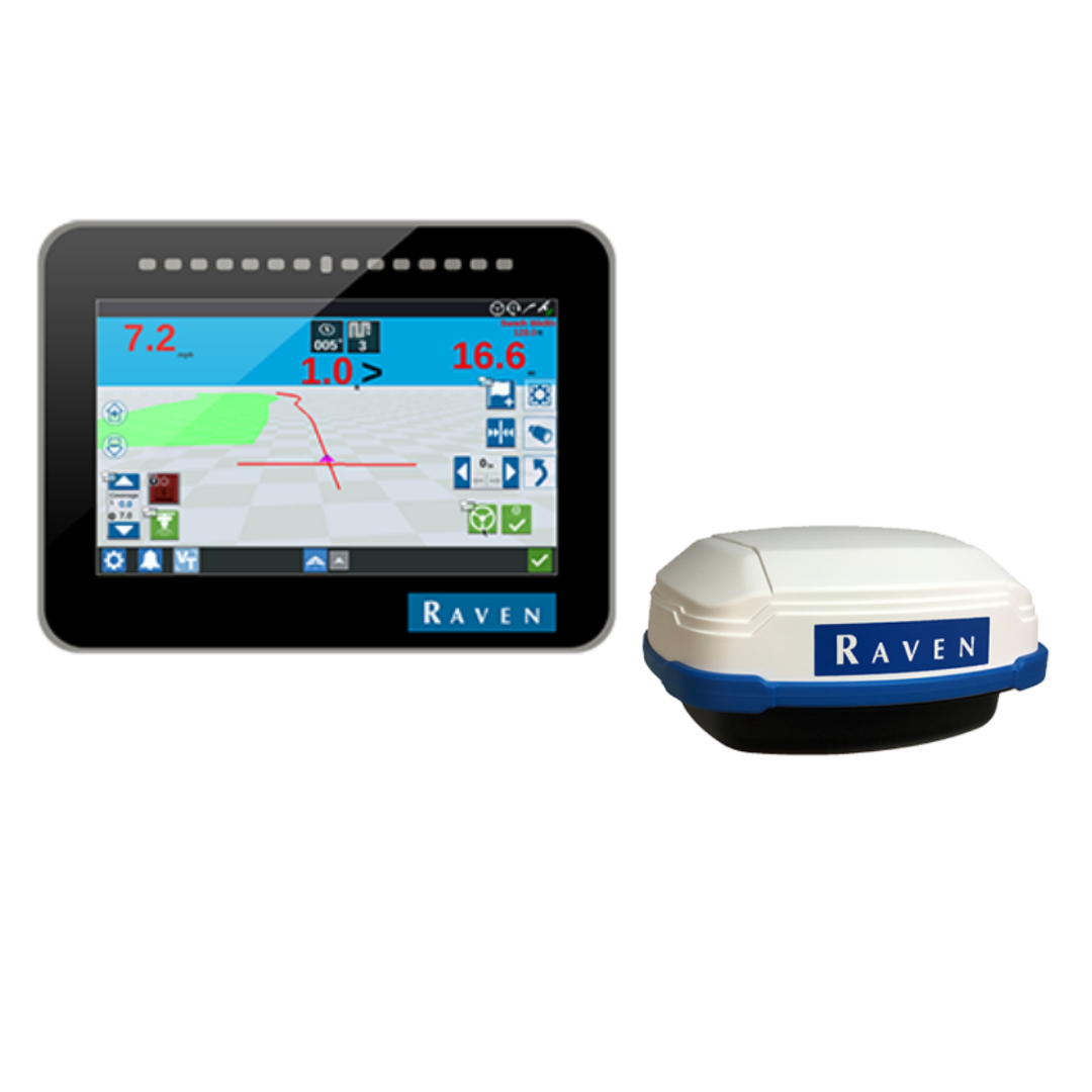 CR7™ Guidance Display with Optional 500S Receiver