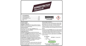 Homestretch™ MaintaiN Below Ground Nitrogen Stabilization