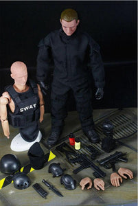 Black Swat Action Figure