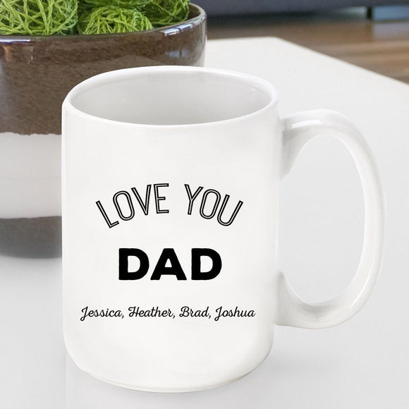 Dad-Personalized Gifts