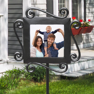 Add your Photo Garden Stake-Personalized Gifts