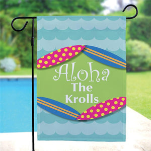 aloha flag-Personalized Gifts