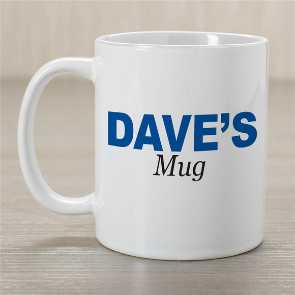 Any Name Coffee Mug-Personalized Gifts