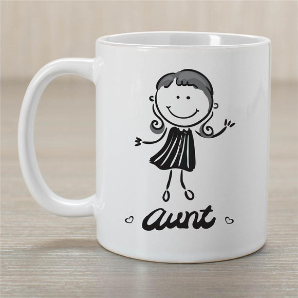 Aunt Mug-Personalized Gifts