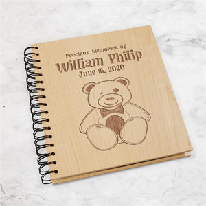 Baby Photo Album-Personalized Gifts