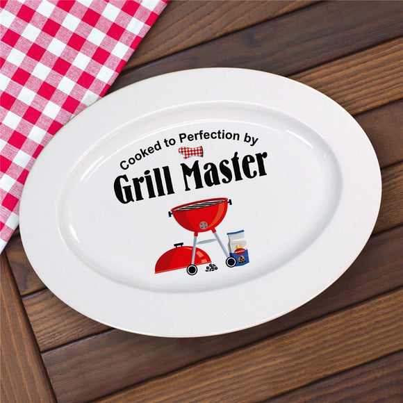 BBQ platter-Personalized Gifts
