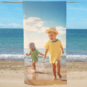 Best Photo Beach Towel-Personalized Gifts