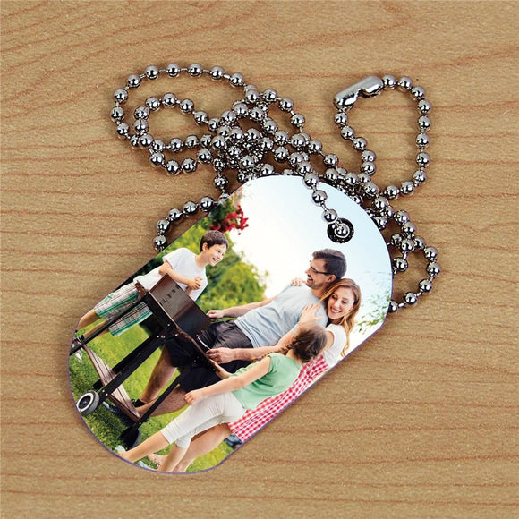 best Photo Dog Tag-Personalized Gifts