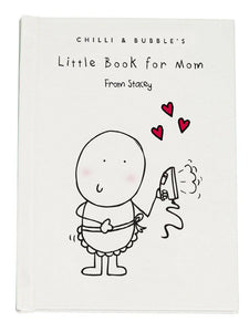 Chilli & Bubble Personalized Book For Mom-Personalized Gifts