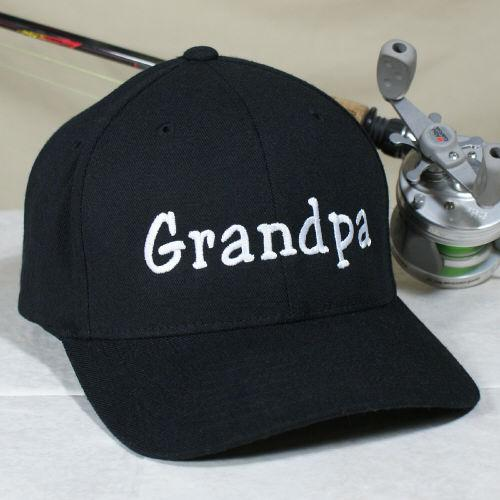 Custom Embroidered Name Hat-Personalized Gifts