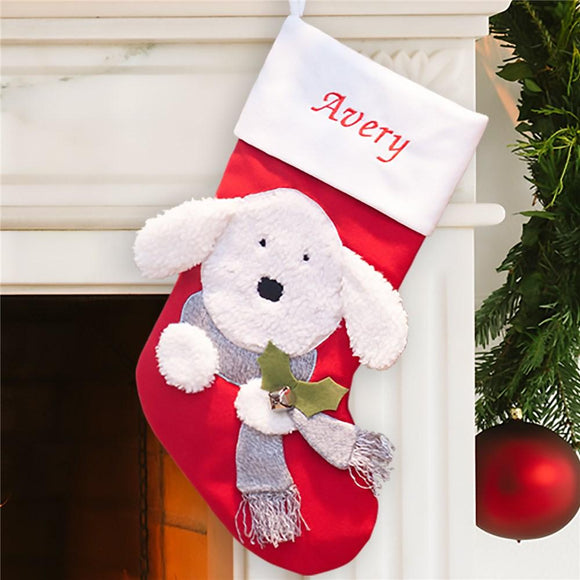 Dog stocking-Personalized Gifts