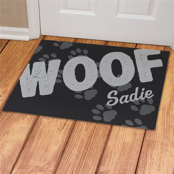 Doggie Doormat-Personalized Gifts