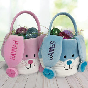 Easter Bunny Baskets-Personalized Gifts