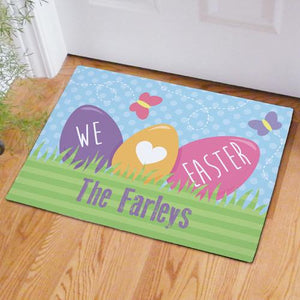 Easter Doormat-Personalized Gifts