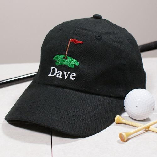 Embroidered Golf Hat-Personalized Gifts