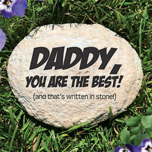 Engraved Father's Day Keepsake-Personalized Gifts