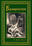 Frankenstein Personalized Novel-Personalized Gifts