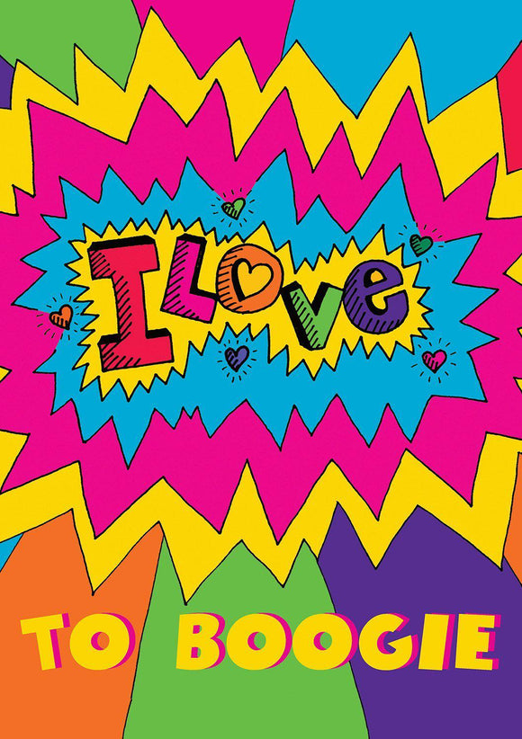 Funky Love Notebook-Personalized Gifts