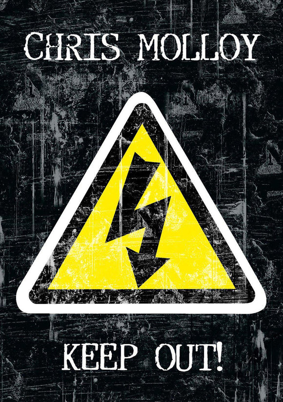 High Voltage - Warning Notebook-Personalized Gifts