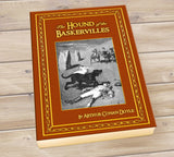 Hound of the Baskervilles Personalized Novel-Personalized Gifts