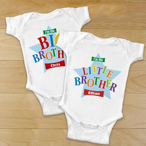 Little Brother Creeper-Personalized Gifts