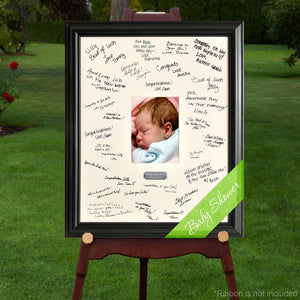 Personalized Baby Signature Frame-Personalized Gifts