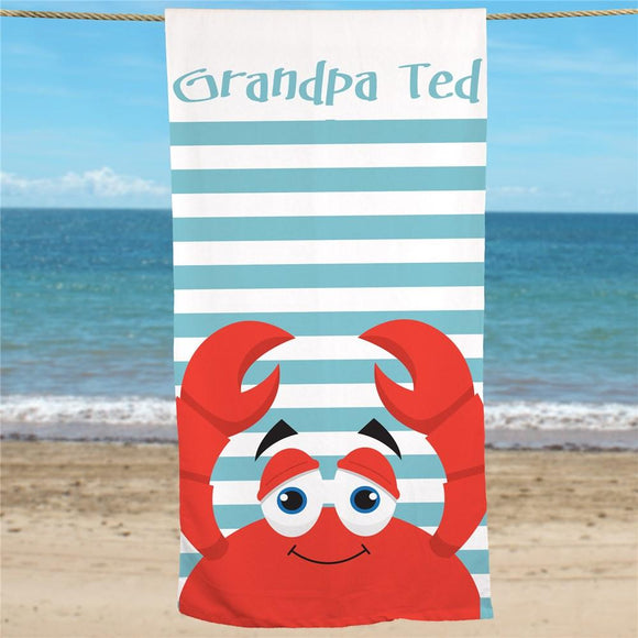 Personalized Beach Towel-Personalized Gifts