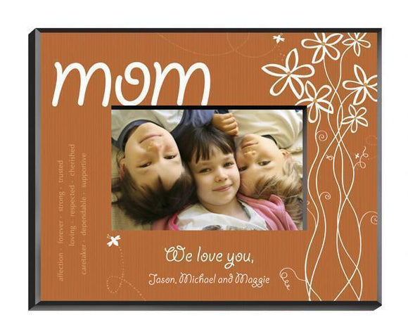 Personalized Breath of Spring Frame - Mom-Personalized Gifts