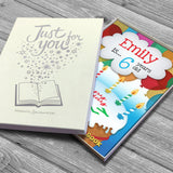Personalized Counting Birthday Book-Personalized Gifts