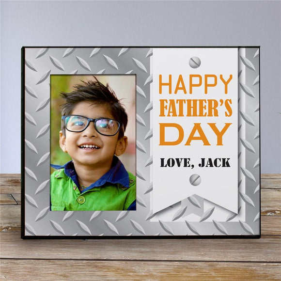 Personalized Father's Day Frame-Personalized Gifts