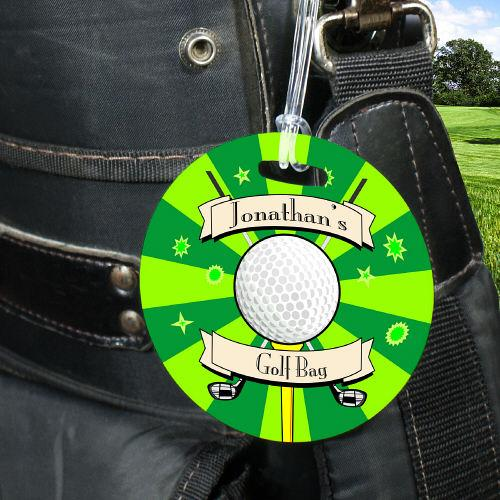 Personalized Golf Bag Tag-Personalized Gifts