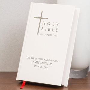 Personalized King James Bible-Personalized Gifts