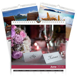 Personalized Love and Romance Calendar-Personalized Gifts
